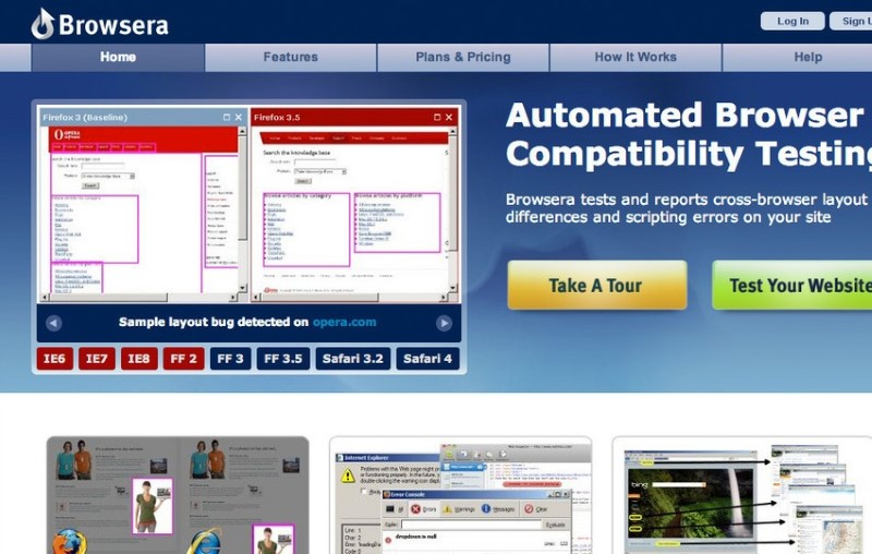 Cross-Browser Araçları